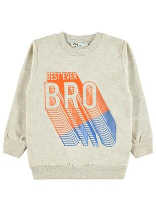 Multi - Boys` Sweatshirt