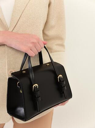 Black - Clutch Bags / Handbags - MOON