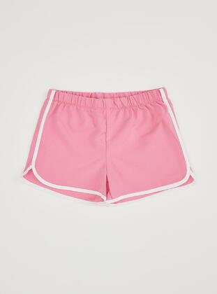 Pink - Boys` Swimsuit - DeFacto