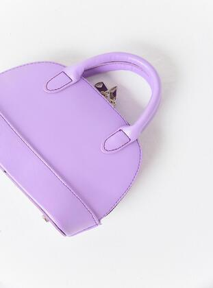 Lilac - Clutch Bags / Handbags - MOON