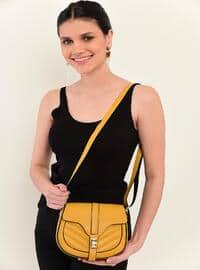 Yellow - Shoulder Bags