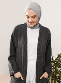 Powder - Acrylic - Cotton -  - Cardigan