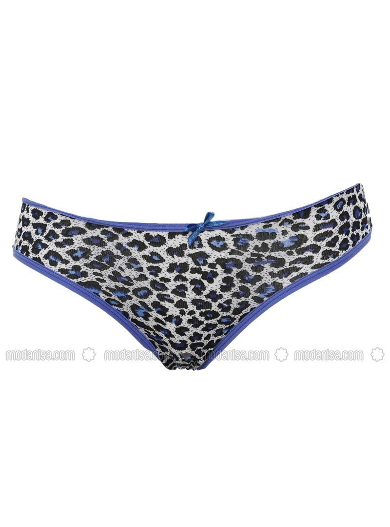 Blue -  - Panties