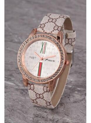 Cream - Watch - Polo55