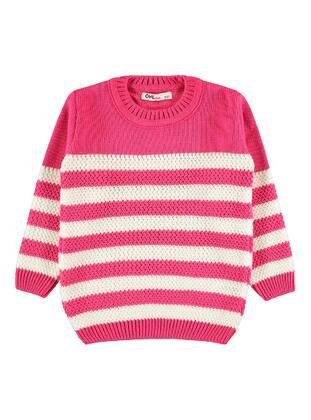 Fuchsia - Girls` Pullovers - Civil