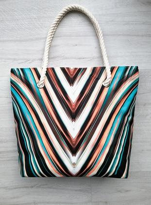 Satchel - Waterproof - Green - Beach Bags
