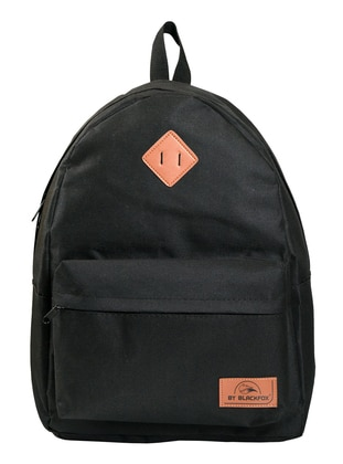 Black - Waterproof - Backpack - Backpacks