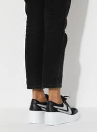Gray - Black - Sport - Sports Shoes