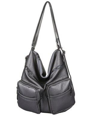 Lamé - Satchel - Shoulder Bags