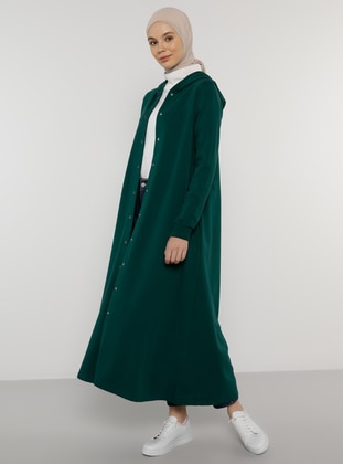 Emerald - Unlined -  - Topcoat