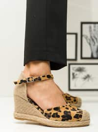 Leopard - High Heel - Heels