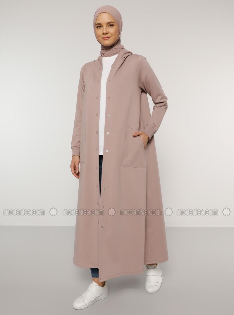 Pink - Unlined -  - Topcoat