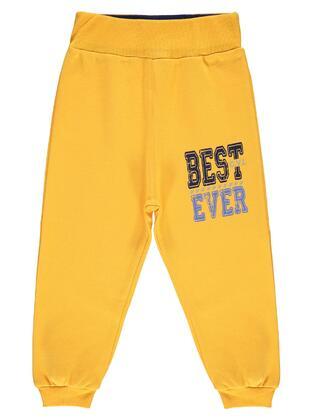 Mustard - Boys` Sweatpants - Civil