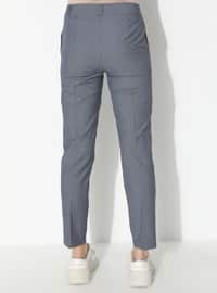 Blue -  - Pants