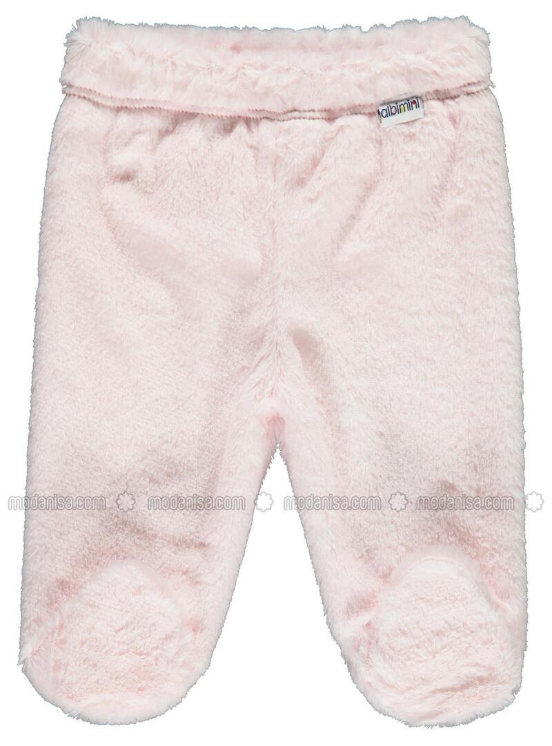 Pink - Baby Bottomwear
