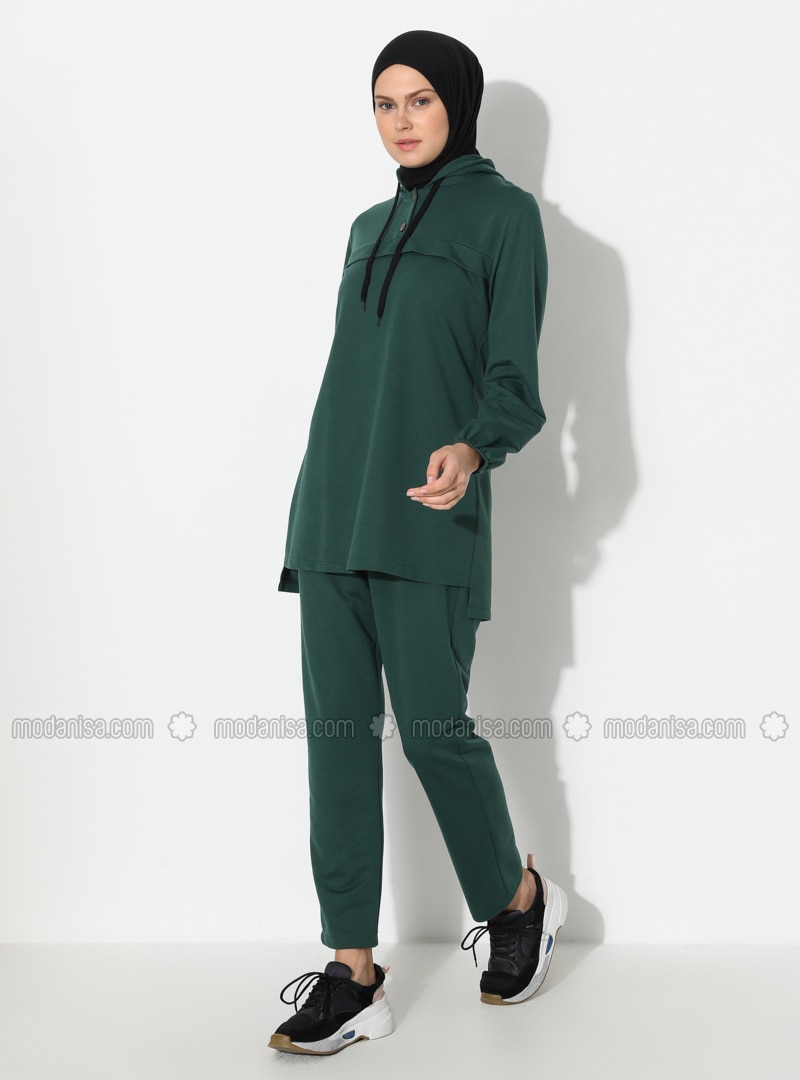 Emerald - Unlined -  - Suit