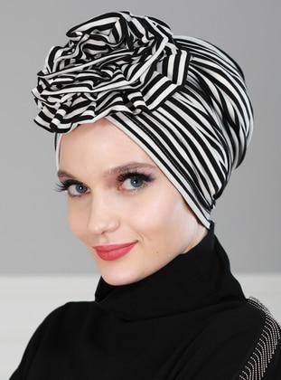 Black - Simple - - Bonnet