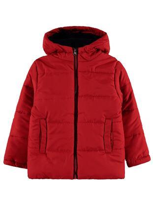 Red - Boys` Jacket - Civil