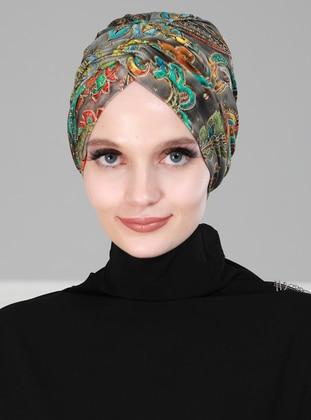 Multi - Simple - - Combed Cotton - Bonnet