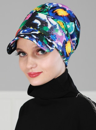 Multi - Plain - Simple - Cotton -  - Bonnet