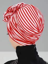 Red - Simple -  - Bonnet