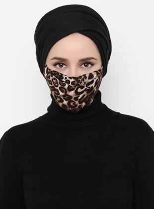 Brown - Mask