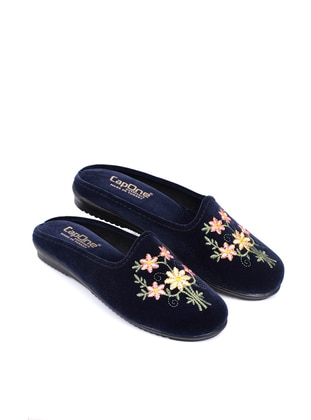 Multi - Sandal - Navy Blue - Home Shoes