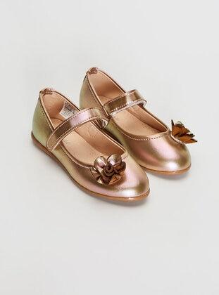 Pink - Girls` Flat Shoes - LC WAIKIKI