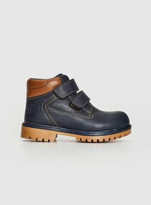 Navy Blue - Boys` Boots - LC WAIKIKI