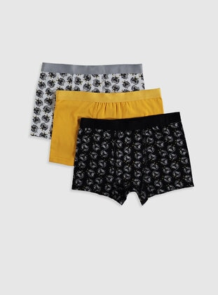 Black - Kids Underwear - LC WAIKIKI