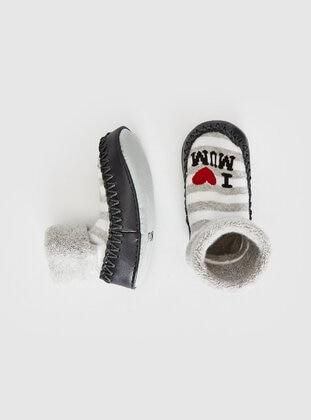 Ecru - Socks - LC WAIKIKI