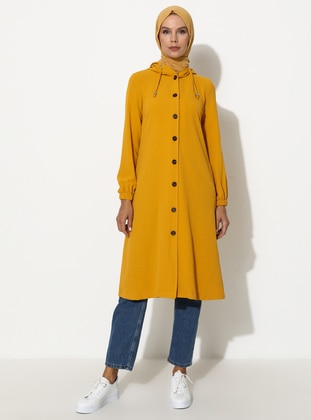 Yellow - Unlined - Topcoat