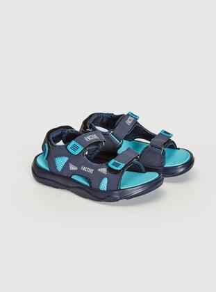 Navy Blue - Boys` Sandals - LC WAIKIKI