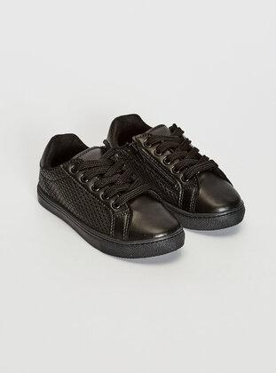 Black - Girls` Shoes - LC WAIKIKI