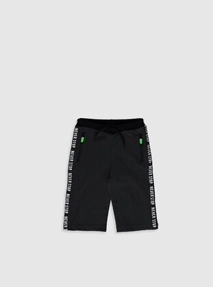 Anthracite - Boys` Shorts - LC WAIKIKI