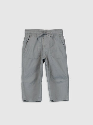 Gray - Boys` Shorts - LC WAIKIKI