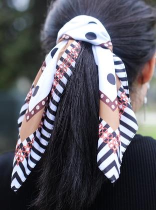 Multi - Lace up - Bonnet