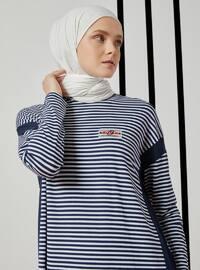 Stripe - Unlined - Viscose - Suit