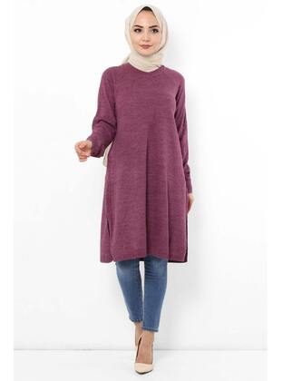 Plum - Knit Tunics