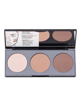 Beige - Brown - Powder / Foundation