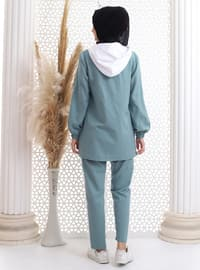 Green Almond -  - Suit