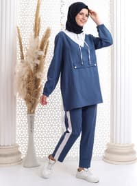 Indigo -  - Suit