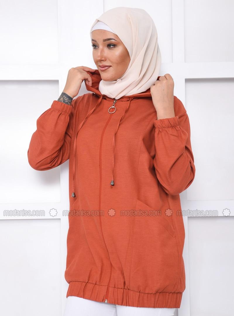 - Terra Cotta - Sweat-shirt
