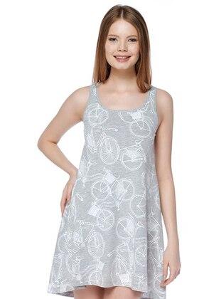 - Gray - Kids Nightgowns