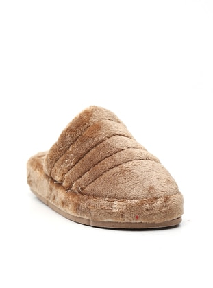 Sandal - Brown - Home Shoes