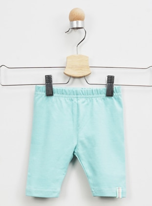 Multi - - Mint - baby tights