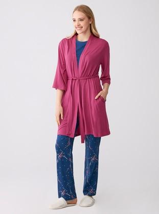 Fuchsia -  - Morning Robe