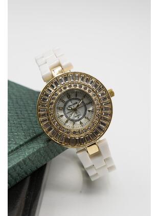 White - Watch - Spectrum