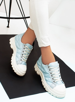 Baby Blue - Sport - Sports Shoes