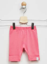 - Coral - baby tights